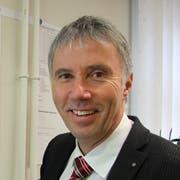 Gemeindepräsident Gallus Hasler (Bild: Max Eichenberger)