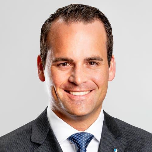 Luzerner Ständerat Damian Müller, seit 2015, FDP, wiedergewählt