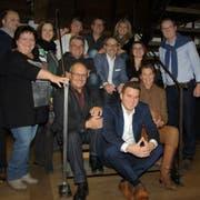 Die Kandidaten der FDP Arbon. (Bild: PD)