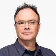 Kolumnist Christian Hug.