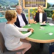 Die Entscheidung am grünen Tisch ist gefallen: Die Arboner sind die besseren «Differenzeler». (Bild: PD)