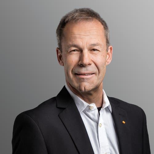 Silvan Ulrich, Küssnacht, Unternehmer, 1965. «Motivation: Mir ist wichtig, den Arbeitsplatz ‹50+› zu erhalten und zu fördern sowie Wachstum mit Verstand. Nachhaltig im Einklang mit der Natur.»