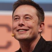Elon Musk an einer Veranstaltung in Austin, Texas. (Bild: Jack Plunkett/AP, 9. März 2013)