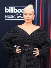 Christina Aguilera erfindet sich neu. (Bild: Nina Prommer/EPA)