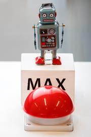 Können Roboter auch Schuhe putzen? (Bild: Reto Martin)