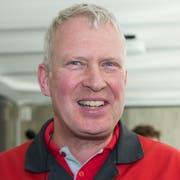 Christian Isler, Kommandant Feuerwehr und Zivilschutz der Stadt St.Gallen.