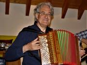 Paul Gisler widmet sich seiner Leidenschaft, der Musik. (Bild: Bild: PD)