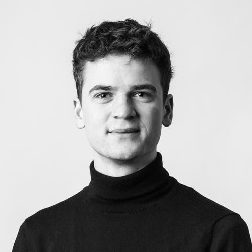 Noah Beeler, Rothenthurm, Zeichner Fachrichtung Architektur, 1997. Motivation: «Konsequente Politik für Menschen statt Profite: Bezahlbare Prämien und Mieten. Faire Löhne und Renten. Gleiche Chancen und Rechte. Für alle!»