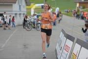 Christina Fenk liegt an der Spitze des Gesamtklassements. (Bild: PD)