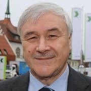 Guido Grütter Präsident Regio Wil
