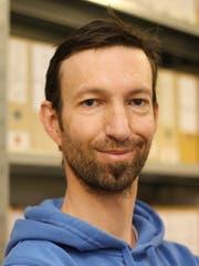 Ingenieur Gion Meier (Bild: PD)
