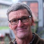 Martin Ambauen, Präsident der Korporation Beckenried. (Porträtbild: Richard Greuter, Beckenried, 16. Januar 2017)