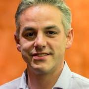 Gemeinderat Lorenz Stopper will von einem Rücktritt nichts wissen. (Bild: Reto Martin)