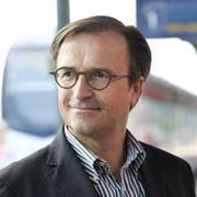 Daniel Sommer hofft auf die Unterstützung der SVP. (Bild: PD)