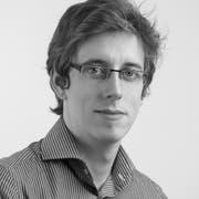 Adrian Vögele, Redaktor Ostschweiz (Bild: Ralph Ribi)