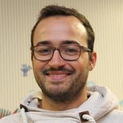 Yanick Hermann, Sozialpädagoge in Ausbildung. (Bild: PD)