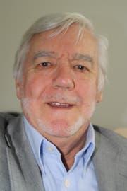 Robert Eberhard, Präsident des Fahrschulverbands Zentralschweiz. (Bild: PD)