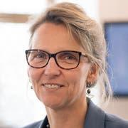 Regierungsrätin Karin Kayser.
