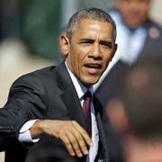 Barack Obama war von 2009 bis 2017 Präsident der USA. Der langjährige Mitarbeiter Ben Rhodes berichtet in seinem Buch «Im Weissen Haus. Die Jahre mit Barack Obama» darüber. (Bild: AP Photo/Rick Bowmer)