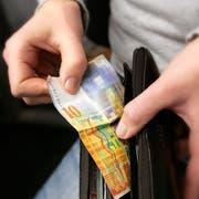 Ratgeber Geld, in Luzern am 14. Januar 2008.(Adrian Baer/Neue LZ)GeldPortemonnaie