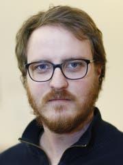 Florian Arnold, Urner Zeitung, stv. Redaktionsleiter
