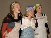 Die Theatergruppe Il palco hat drei Gastauftritte in Uri. (Bild: PD)