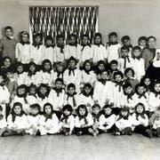Bis zu 50 Kinder wurden in der Casa d'Italia von katholischen Schwestern betreut. (Bild: Beat Baumgartner (Luzern, 1960))