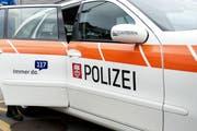 Die Kantonspolizei stand bei einem Unfall in Hergiswil im Einsatz. (Symbolbild: NZ)