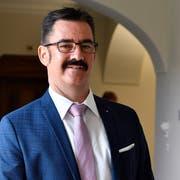 Im Rahmen der September-Session des Kantonsrates St.Gallen hat Robert Raths seine Kandidatur bekannt gegeben. (Bild: Regina Kühne)