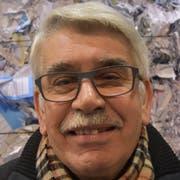 Hans-Peter Kuster, Inhaber Kuster Recycling AG. (Bild: Timon Kobelt)