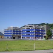 Die Zentralschweizer Interessengemeinschaft Gesundheitsberufe (ZIGG) realisiert ein neues Kurszentrum für Gesundheitsberufe in Alpnach. November 2009 (Bild PD)