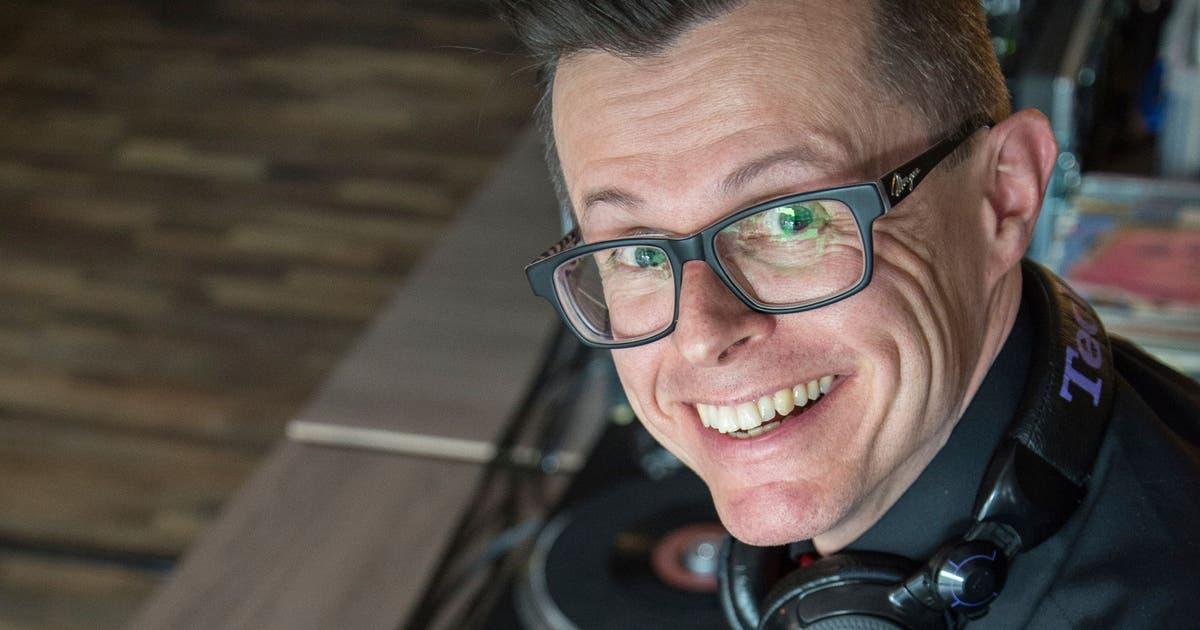 DJ Alexander sorgt in Stans für Vinyl-Nostalgie   Luzerner Zeitung - Luzerner Zeitung
