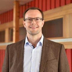 10. Juni: Matthias Wettstein wird neuer Gamser Schulratspräsident. (Bild: Heini Schwendener)