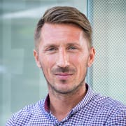 Kristian Nushi will mit Uzwil die Sensation gegen seinen ehemaligen Verein schaffen. Er sagt: «Wil ist haushoher Favorit, im Cup ist aber alles möglich.» (Bild: Urs Bucher)