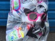 In den Kuh-Bag kommen Kunststoffverpackungen und Tetrapacks. Bild: PD
