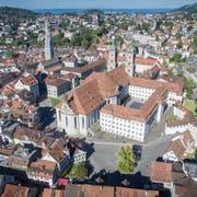 Eine Metropolitanregion soll das ganze Gebiet von Wil über St.Gallen bis zum Rheintal stärken. (Bild: Urs Bucher und Benjamin Manser/23. August 2016)
