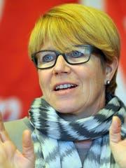 Maria Huber (SP), ehemalige Kantonsrätin Rorschach. (Bild: Nana do Carmo)