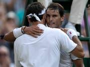 Stets stand Novak Djokovic im Schatten seiner Rivalen Roger Federer und Rafael Nadal. Vielleicht tut er das nicht immer. (Bild: Keystone)