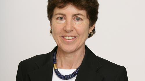 Kathy Rilin: Kathy Riklin ist seit 1999 CVP-Nationalrätin. Lange genug, fand ihre Partei und setzte sie nicht mehr auf die CVP-Wahlliste. Nun tritt Riklin für die Christlichsoziale Vereinigung an. (Bild: AZ)