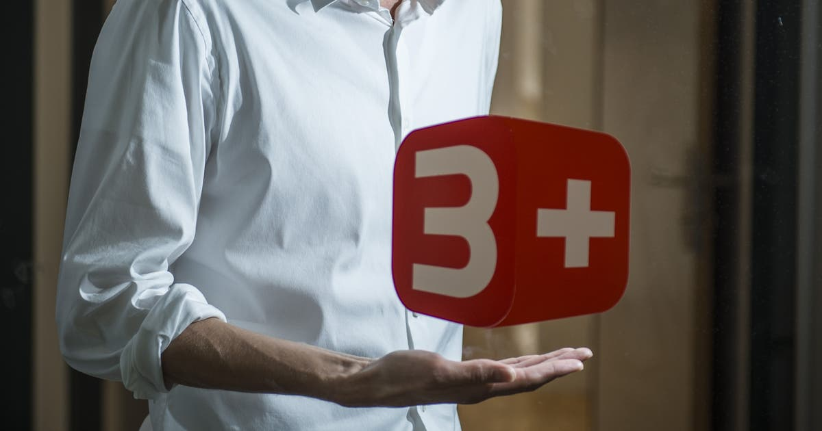 CH Media übernimmt die 3 Plus-Sendergruppe – und wird zum grössten, privaten TV-Anbieter | St.Galler Tagblatt