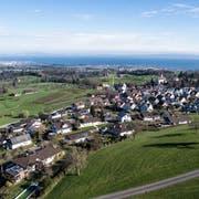 650000 Franken steckt die Gemeinde Untereggen in die Vorfinanzierung für die Erneuerung der Schulanlagen. (Bild: Michel Canonica)