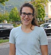 Gemeinderätin Sarah Odermatt. (Bild: Matthias Piazza, Stans, 8. August 2019)