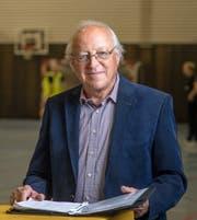 Alfred Zahner (Flig) tritt nach 18 Jahren aus dem Stadtparlament zurück. (Bild: Michel Canonica)