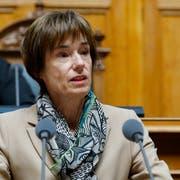 Ruth Humbel hat die Änderung vor zehn Jahren mit einer parlamentarischen Initiative angestossen (Bild: Keystone (Bern, 16.3.2017)).