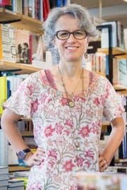 Buchhändlerin Marianne Sax. (Bild: Andrea Stalder)