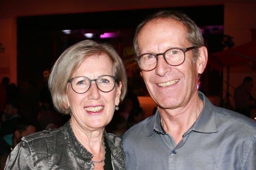 Pia und Eric Andenmatten. (Bild: Sepp Odermatt (Hergiswil, 10. November 2018))