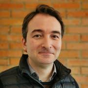 Dario My wurde in Bottighofen zum neuen Schulpräsidenten gewählt. (Bild: Nicole D'Orazio)