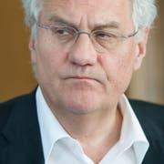 Thomas Müller, Stadtpräsident von Rorschach. (Bild: Benjamin Manser)