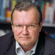 Claude Longchamp, Politologe und Historiker. (Bild: KEY)