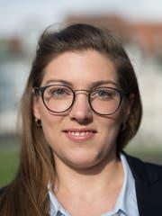 Die St.Galler Stadtparlamentarierin Franziska Ryser. (Bild: Benjamin Manser - 11. Juni 2019)